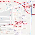 xi'an museum routes 1