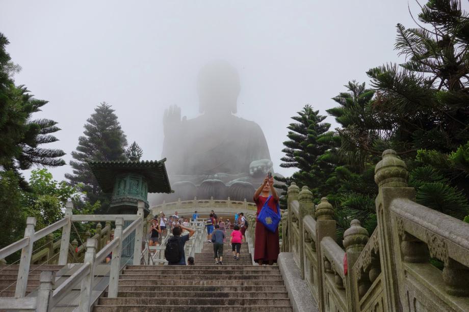 Visitare Lantau Island in un giorno:  Ngong Ping, Po Lin, Tai O, Mui Wo