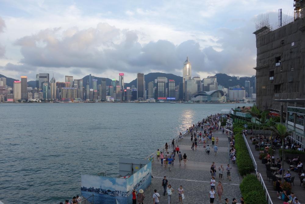 Hong Kong: 10 giorni Low Cost in Agosto è possibile, l'approdo.