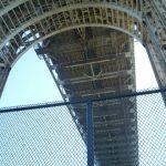 New York, walking to Washington Bridge