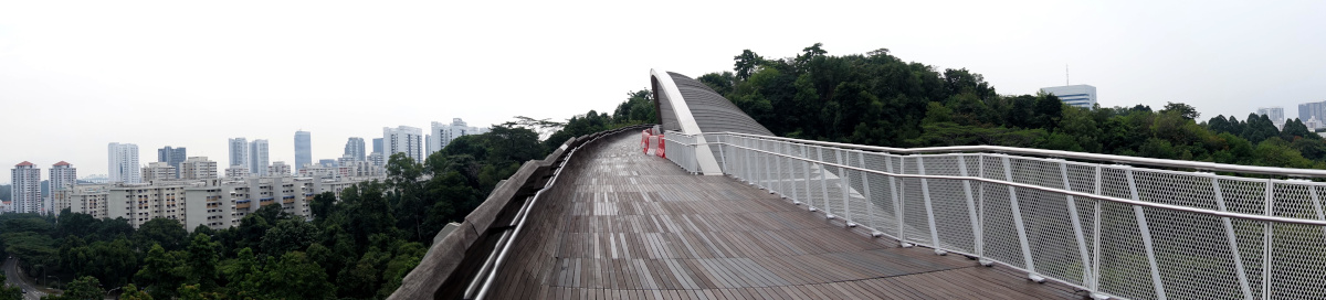 Singapore: come raggiungere Henderson Waves